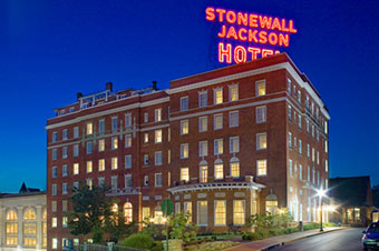 Conference Center - Stonewall Jackson Hotel