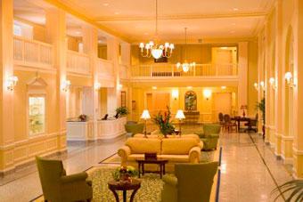 Stonewall Jackson Hotel Interior